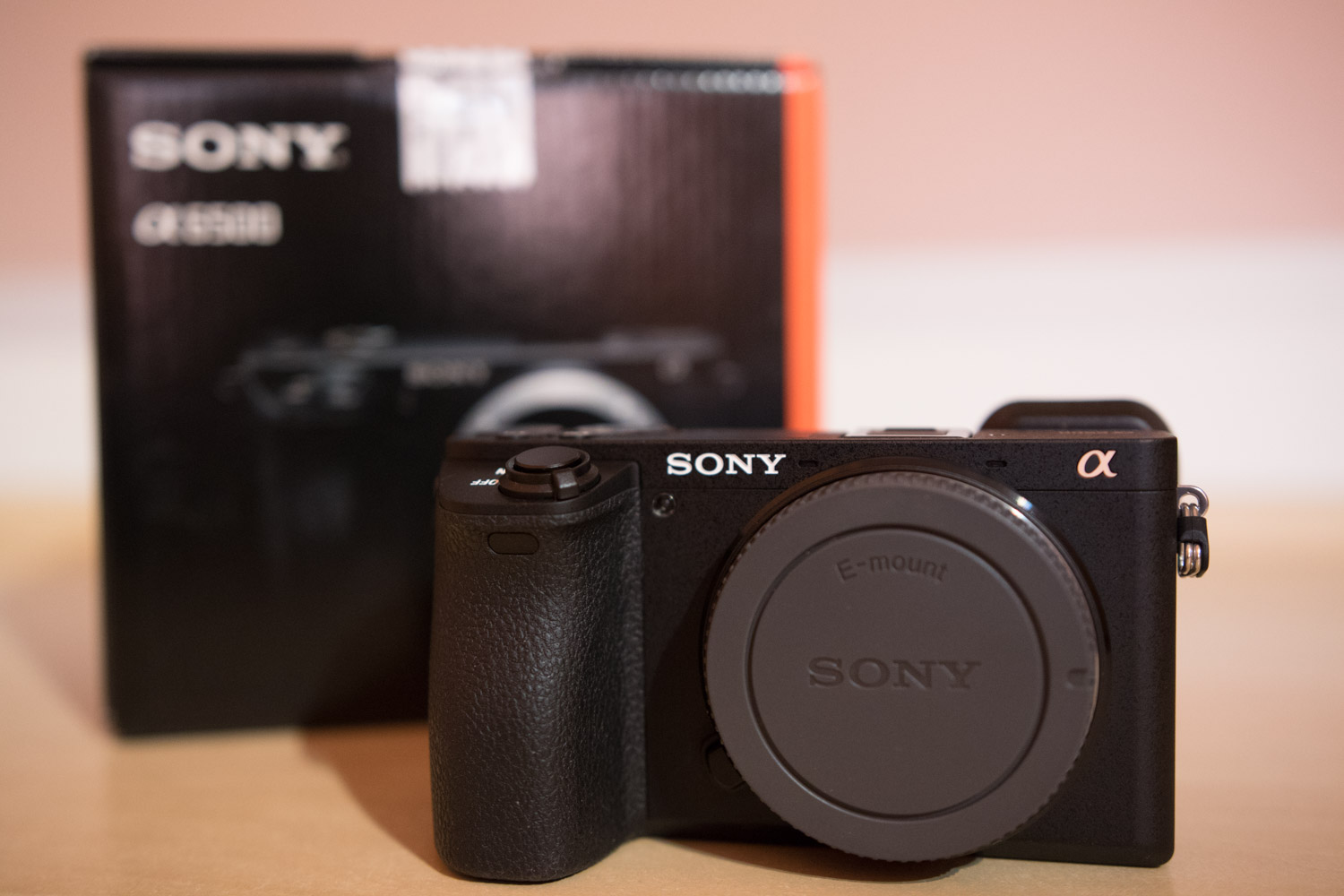 Recensione Sony a6500