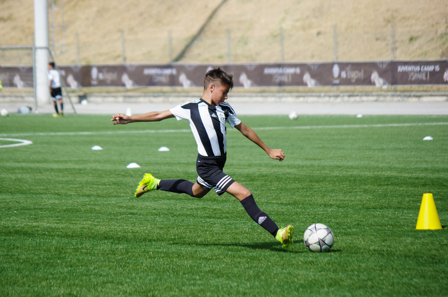 Protetto: Juventus Summer Camp