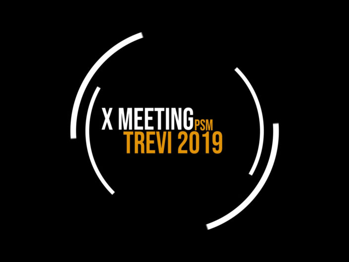 X Meeting Internazionale Giovani PSM - Trevi (PG)